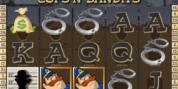 Cops N' Bandits Spielautomat von Playtech