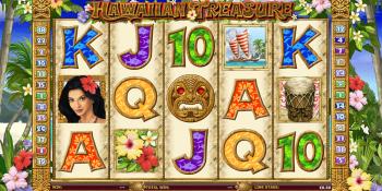Hawaiian Treasure von Playtech