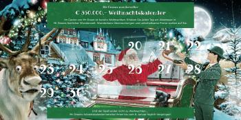 Auch im Mr Green Casino wird es langsam Weihnachtlich