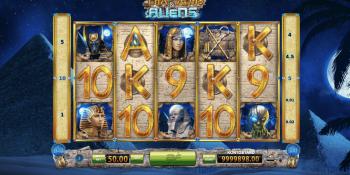 Pharaohs & Aliens von BF Games