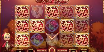 Red Riding Hoot von Net Entertainment