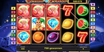 Grand Jester mit Jackpot