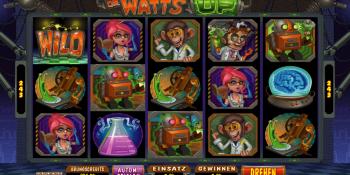 Dr. Watts Up von Microgaming