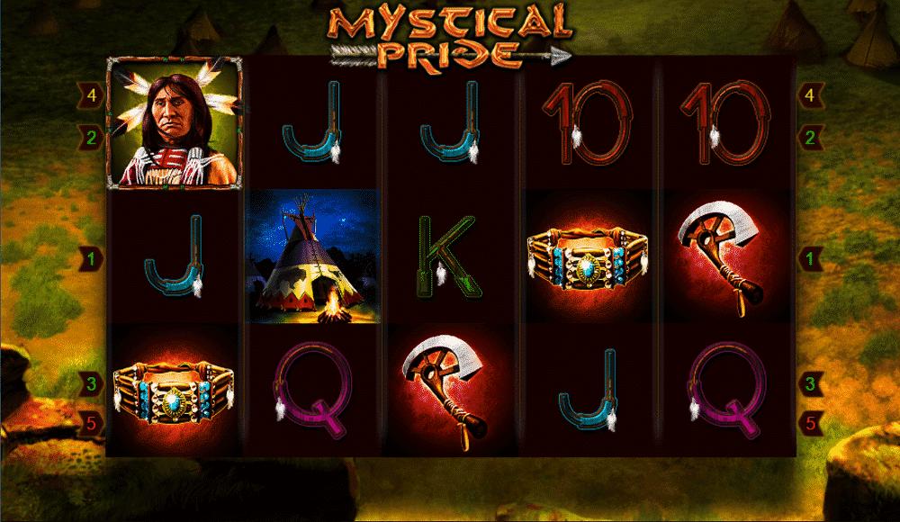 mystical pride spielen