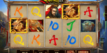 Huangdi : The Yellow Emperor von Microgaming