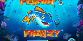 Fishin Frenzy von RT Gaming