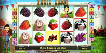 Fruit Farm von Novoline