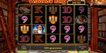 Wizard's Ring mit Jackpot