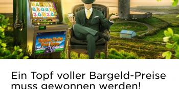 Die Rainbow Riches Free Spins Werbeaktion im Mr Green Casino