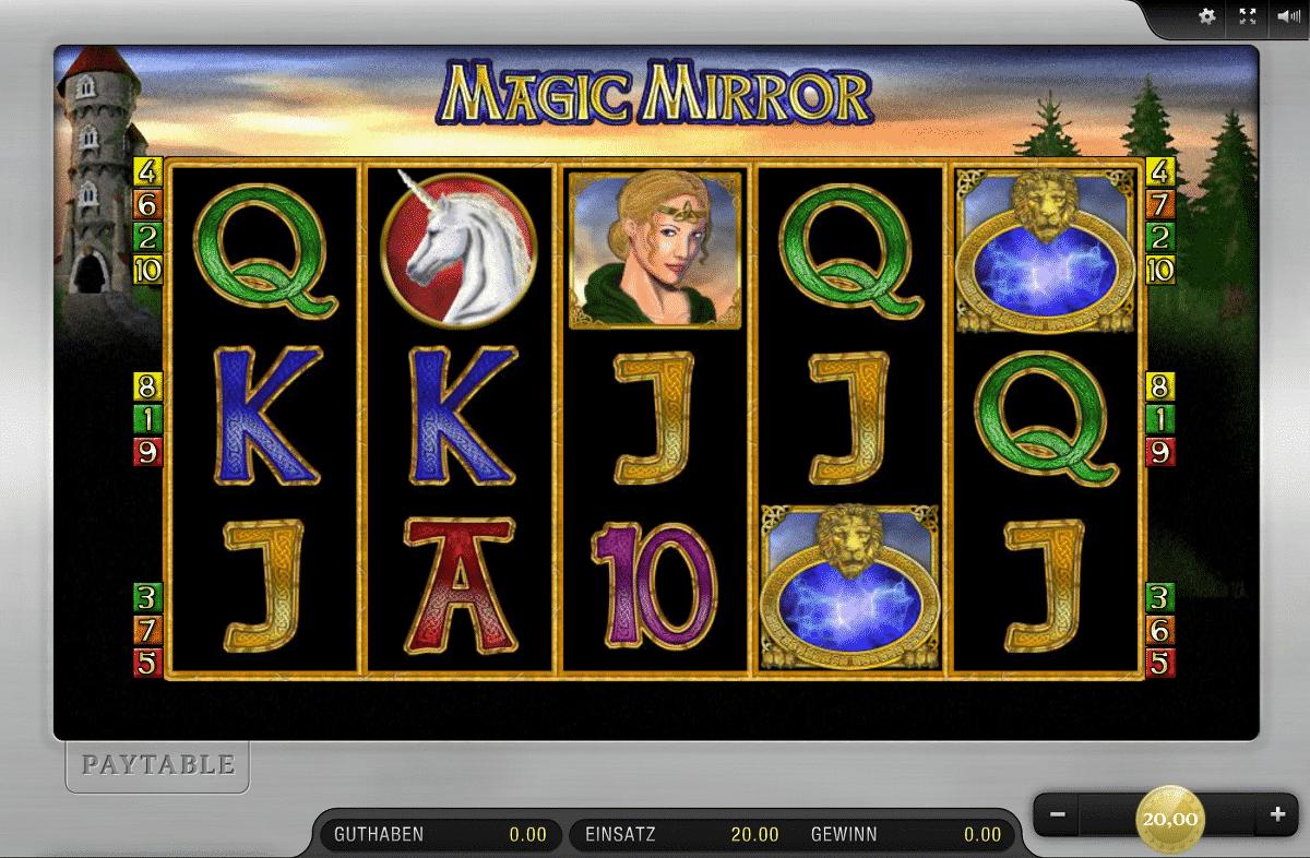 Magic Merkur App