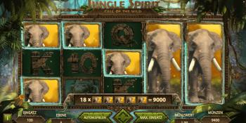 Jungle Spirit von Net Entertainment