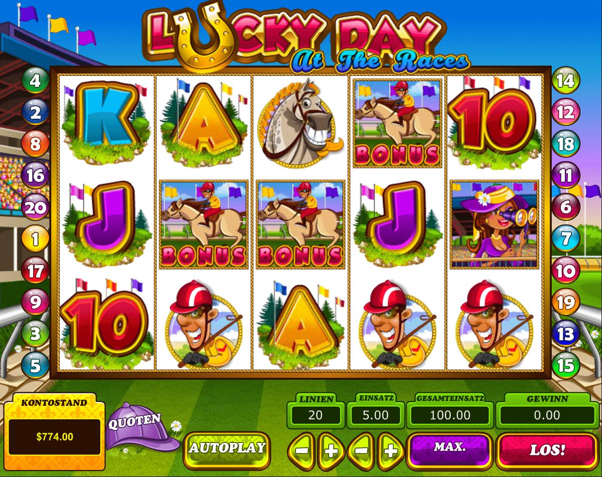 Lucky Day Gewinne