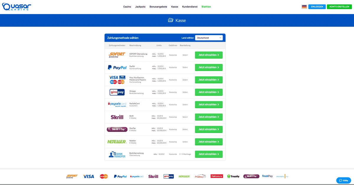 Stargames Auszahlungsdauer Paypal