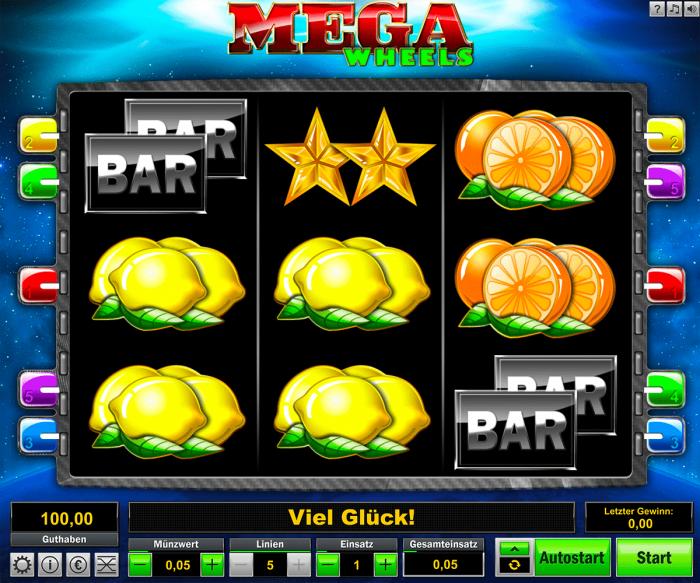 Mega Wheels Löwen Play
