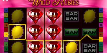 Wild Rubies von Bally Wulff