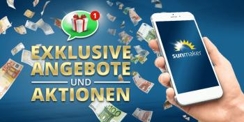 Neu – Der WhatsApp Service im Sunmaker Casino