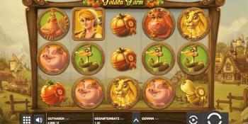 Golden Farm von Push Gaming