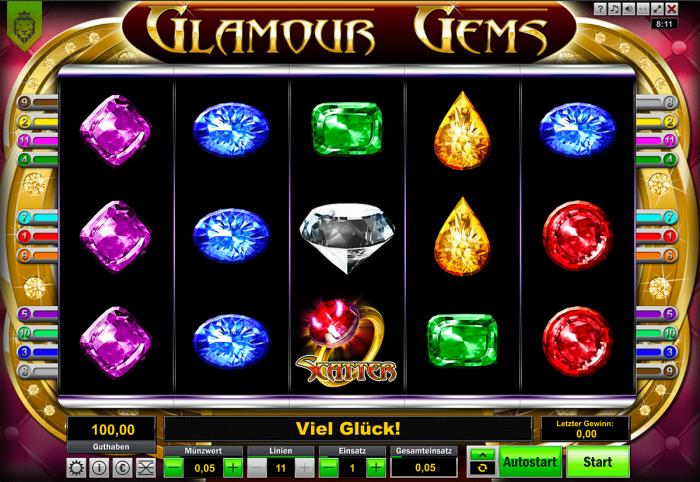 Glamour Gems Löwen Play