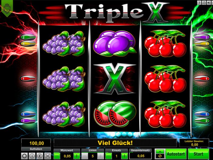 Triple X Löwen Play