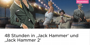 Die Jack Hammer Cash Drop Kampagne im Mr Green Casino