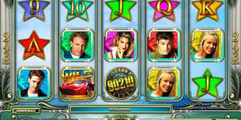 Beverly Hills 90210 Spielautomat von IsoftBet