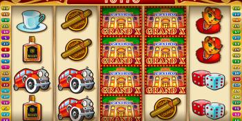 Billyonaire Spielautomat von Amatic