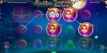 Fairytale Legends: Hansel and Gretel von NetEnt