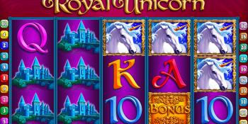 Royal Unicorn von Amatic