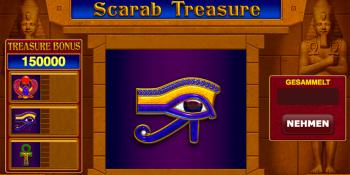 Scarab Treasure von Amatic