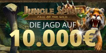 Die Jagd auf 10.000 € beginnt im Sunmaker Casino