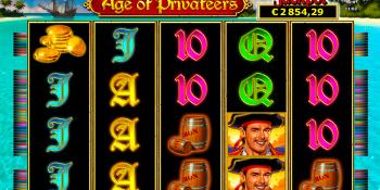 Age of Privateers von Novoline