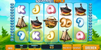 Fortunes of the Fox von Playtech