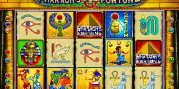 Pharaoh's Fortune Slot von IGT