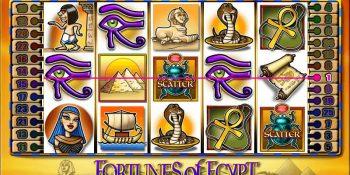 Fortunes of Egypt von IGT