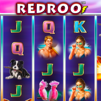 Red Roo von Lightning Box Gaming