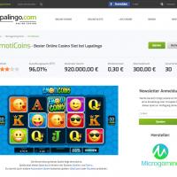 Das EmotionCoins Gewinnspiel im Lapalingo Casino