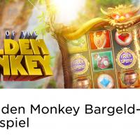 Im Mr Green Casino findet das Golden Monkey Bargeld-Gewinnspiel statt