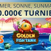 Im Sunmaker Casino gibt es ein 50.000 Euro Turnier