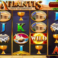 Atlantis City of Destiny Slot