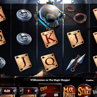 Magic Shoppe von Betsoft Gaming