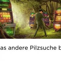 Gehe im Mr Green Casino auf Pilzsuche