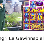 Im Mr Green Casino findet das Shangri La Gewinnspiel statt