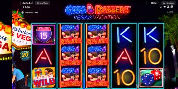 Cops 'n' Robbers Vegas Vacation