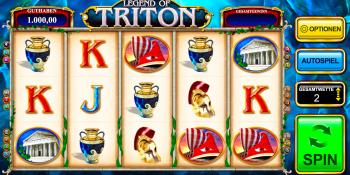 Legend of Triton von Inspired Gaming