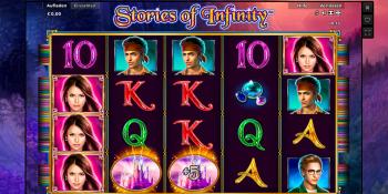 Stories of InifinityTM von Novomatic