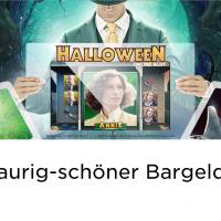 Das 20.000 €Gewinnspiel zu Halloween im Mr Green Casino