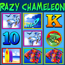 Crazy Chamäleons von Microgaming