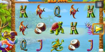 Wild Dodo Spielautomat